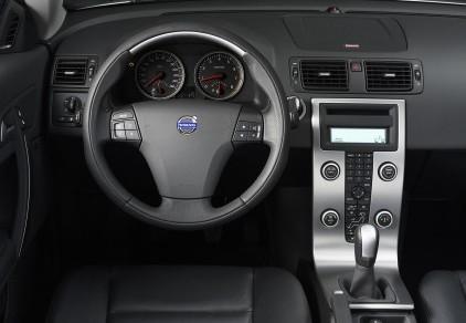 Место водителя Volvo C70
