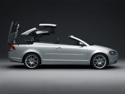 Складывающаяся крыша Volvo C70