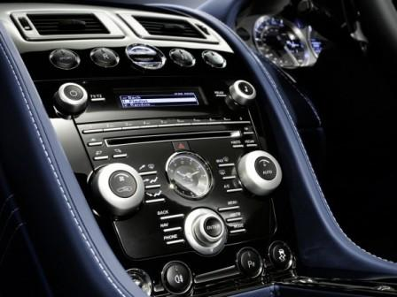 Консоль Aston Martin V8 Vantage S
