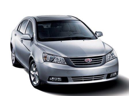 Китайский автомобиль Geely