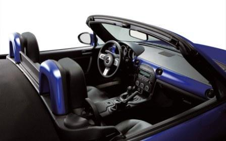 Салон Mazda MX5
