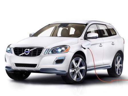 Volvo XC60 Plug-in-Hibrid Concept