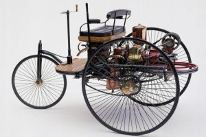 Самый первый автомобиль
