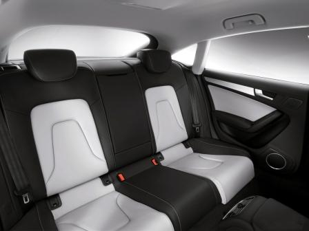 Задний диван Audi A5 Sportback