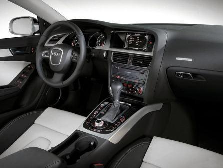 Салон Audi A5 Sportback