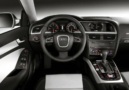Водительское место Audi A5 Sportback