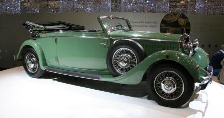 Mercedes-Benz 290 Long