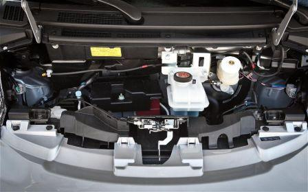 Двигатель Mitsubishi i-MiEV
