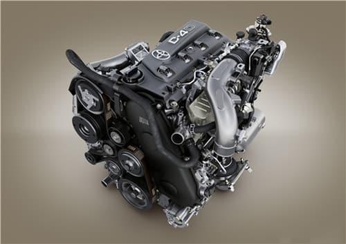 Двигатель Тойота Лэнд Крузер Прадо