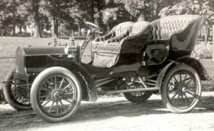 Американские ретро автомобили Бьюик