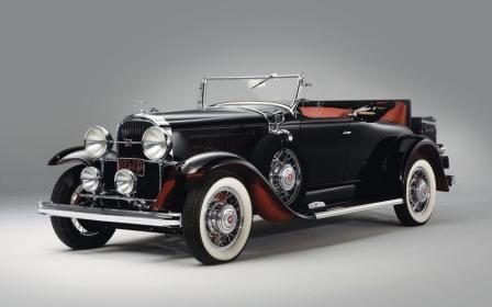 Ретро автомобиль Бьюик 1931