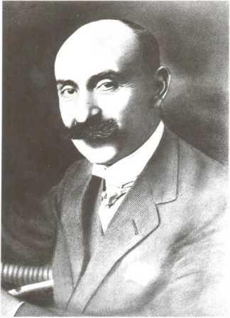 Джеймс Уорд Паккард