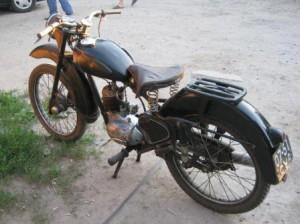 Мотоцикл М1-М