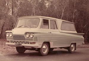 Микроавтобус Старт