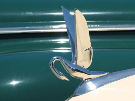 Маскот автомобиля Паккард
