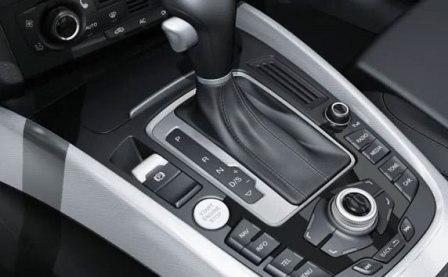 Селектор Audi Q5