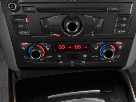 Аудиосистема Audi Q5