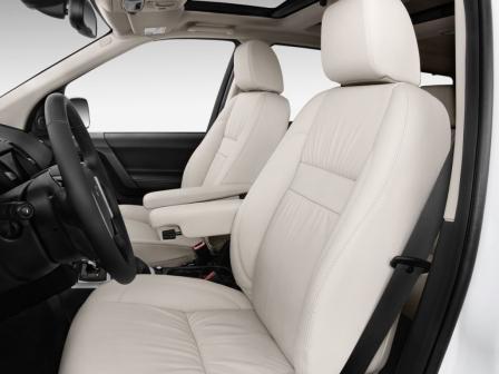Водительское место Land Rover Freelander 2