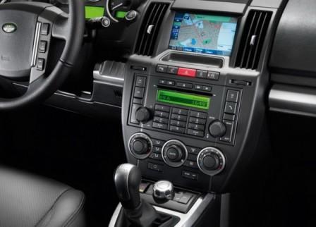 Бортовой компьютер Land Rover Freelander 2