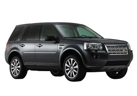 Land Rover Freelander 2 в максимальной комплектации