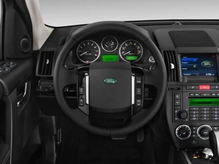 Руль Land Rover Freelander 2