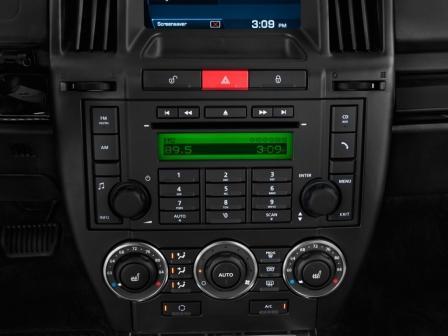Система мультимедиа Land Rover Freelander 2