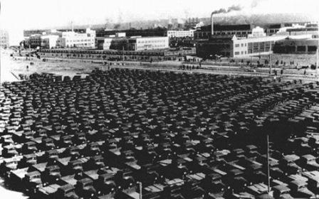 Советские автомобили ГАЗ-АА