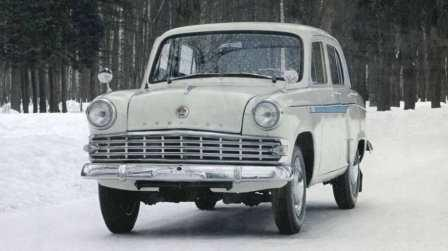 Советский авто Москвич 403