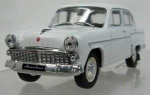 Совеиский автомобиль Москвич 403