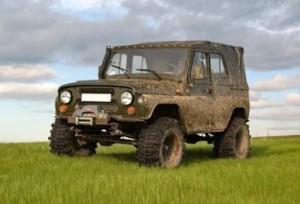 Тюнинг УАЗ 469