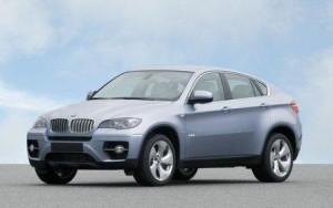 BMW X6 Active