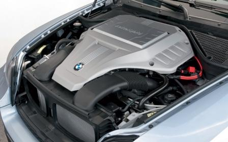 Двигатель BMW X6 Active