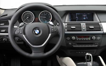 Руль BMW X6 Active