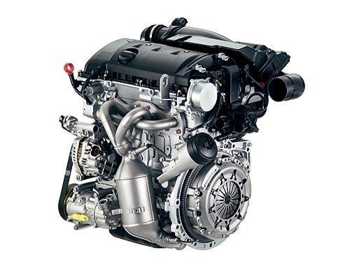 Двигатель Ситроен C4