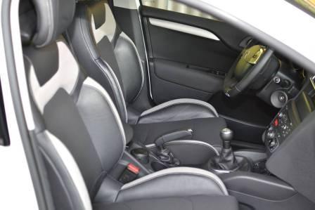 Салон Citroen C4 в максимальной комплектации