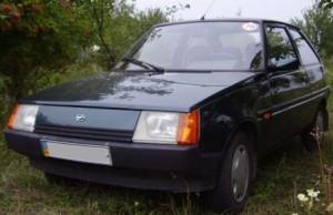 ЗАЗ Таврия 1102
