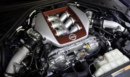 Двигатель Ниссан Скайлайн GTR