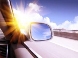 Как защитить автомобиль от солнечных лучей