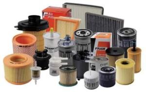 Автомобильные фильтры