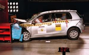 Испытания на безопасность автомобиля