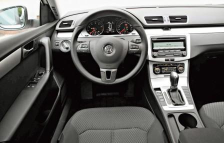 Салон Volkswagen Passat Alltrack