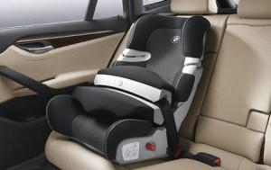 Выбрать детское автомобильное кресло