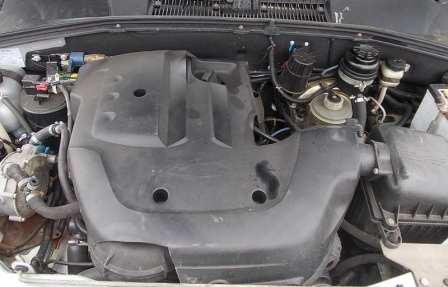 Двигатель Шевроле-Нива