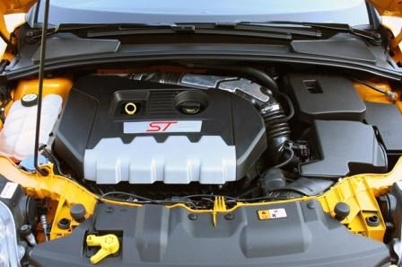 Двигатель Ford Focus ST