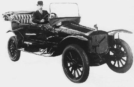 Автомобиль Руссо-Балт С24/35
