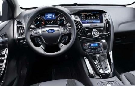 Салон нового Форд Фокус 3