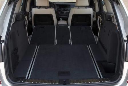 Багажник BMW X3 2011
