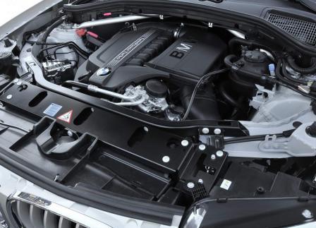 Двигатель BMW X3 2011