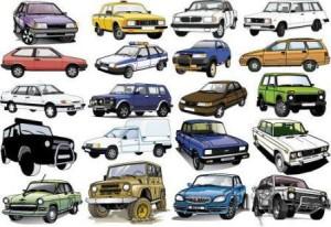 Советский автопром в моделях