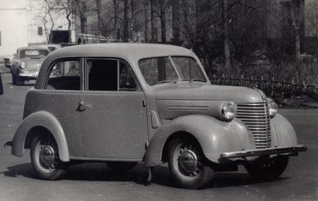 Автомобиль КИМ 10-50